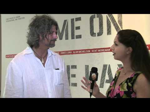 Home On Native Land - INTERVIEW with STEVE LOFT (TIFF BELL LIGHTBOX EVENT)