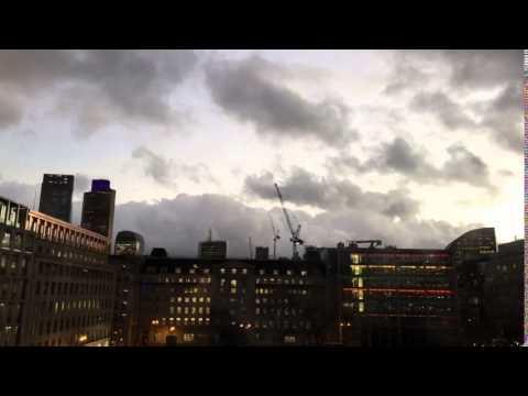 Finsbury Square Clouds