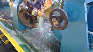Formadora de tubo Zikeli, Máquinas feitas pra durar, está máquina tem 20 anos