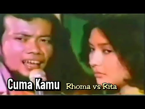 Cuma Kamu - Rhoma Irama ft. Rita S. - Original Video Clip - film