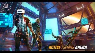 Trailer ActiveEsportsArena