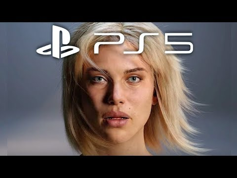 PS5 Graphics shown by EA in tech-demo (PlayStation 5)