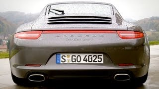 Porsche 911 Carrera 4 Cabriolet 2013 Videos