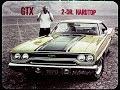 1970 Plymouth Road Runner GTX Satellite & Belvedere Dealer Promo Film
