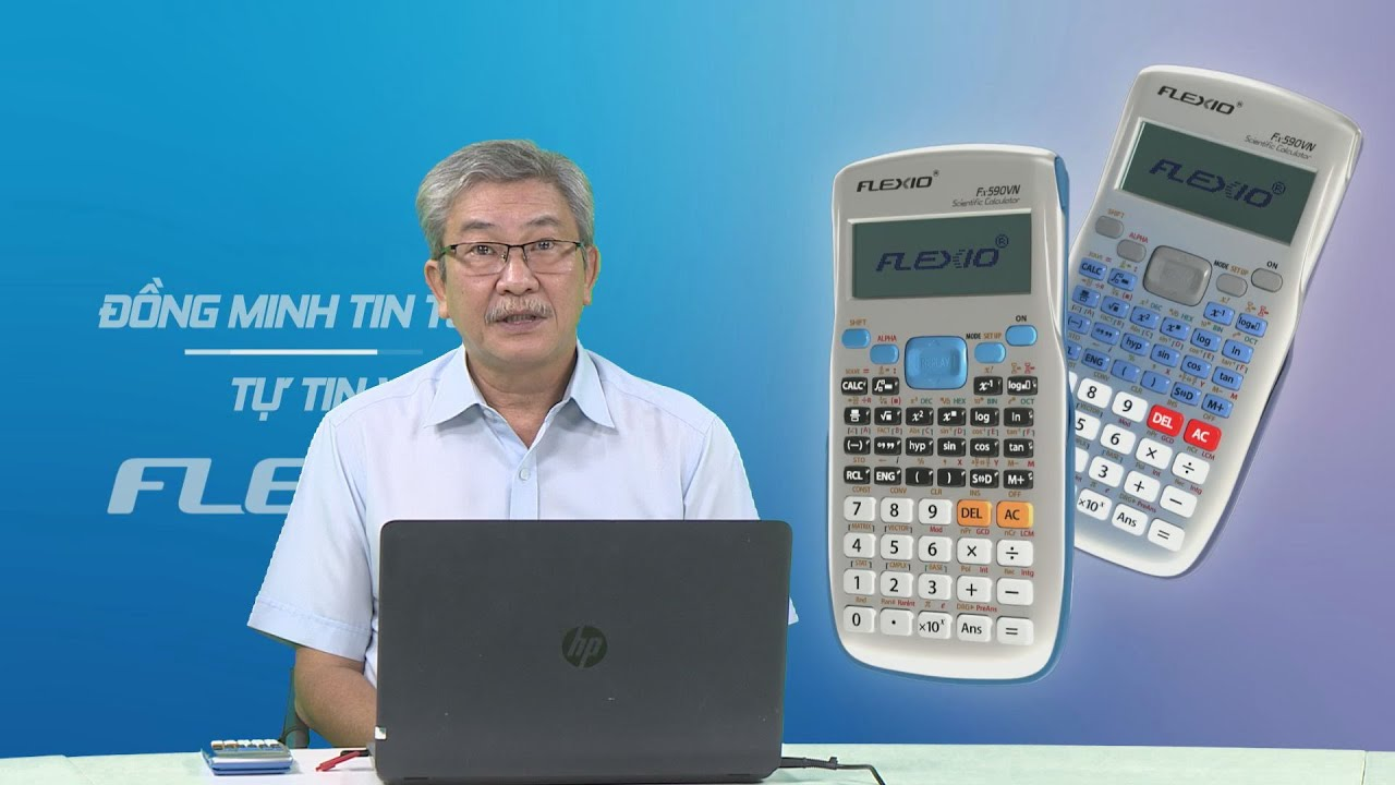 [ÔN THI THPT QUỐC GIA 2020] MÔN TOÁN Chuyên đề ứng dụng Giải Toán bằng máy tính FLEXIO