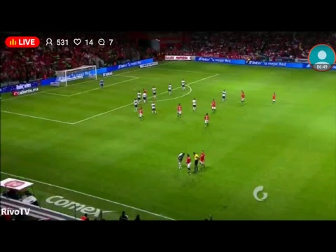 Monterrey Vs Santos En Vivo Youtube