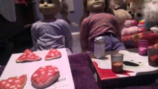 How To Make An American Girl Doll Table And Chairs