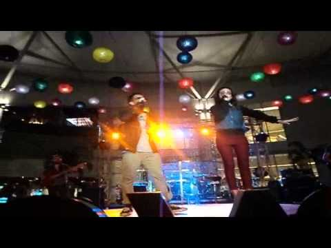 (fancam) gamaliel and audrey - berserah (at) SMS_Serpong.flv