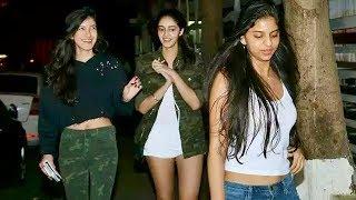Suhana Khan Chased by Paparazzi Photographers | Bollywood Updates