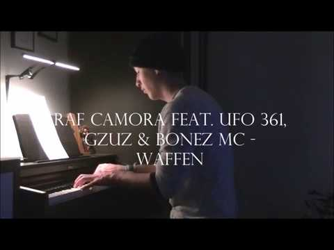 RAF Camora - Anthrazit RR - Sag Nix, Gotham City, Waffen.. - feat. Bonez MC, Bausa, Ufo36, GZUZ