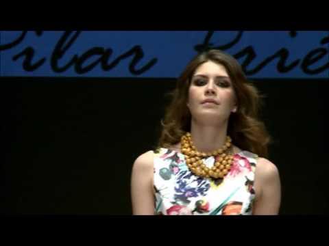 Pilar prieto vestidos fiesta 202019