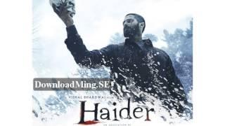 Aao Na Haider - The Graveyard Track