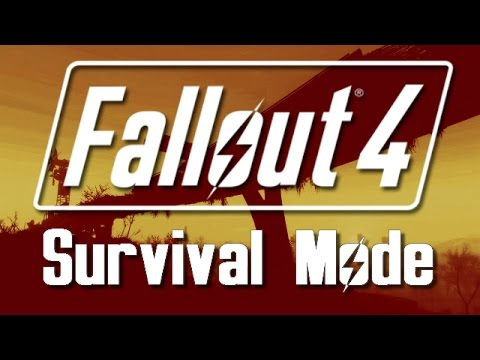 Fallout 4: Survival Mode - Welcome to Hell