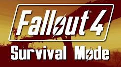 Fallout 4: Survival Mode