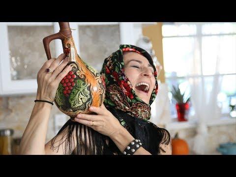 Heghineh Family Vlog #53 - Ամենաքաղցր Ծանրոցը - Heghineh Cooking Show In Armenian
