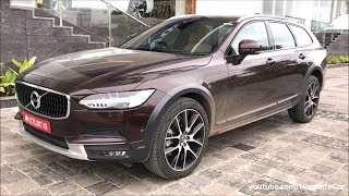 Volvo V90 Cross Country 2017   Real-life review