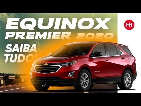 Chevrolet Equinox Premier - Teste Webmotors