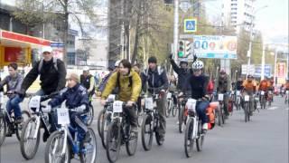 радио Ваня День 1000 велосипедистов 2012.wmv