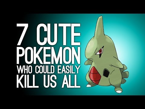 7 Cute Pokemon Who Could Kill Everyone on Earth, Easily
