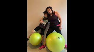 BabyGET! Lezione super divertente con Andrea e Harumi