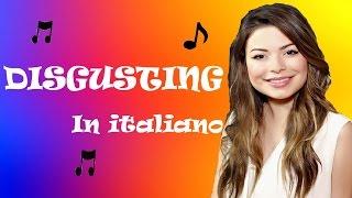Miranda Cosgrove - Disgusting in italiano HD