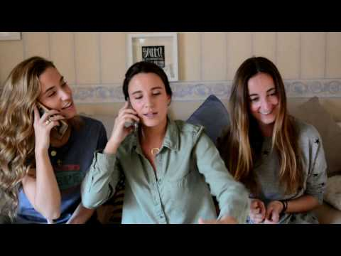 THE ACTING CALL FEAT THE POMBO SISTERS