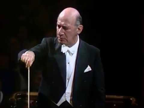Beethoven Symphony No. 7 - Finale - William Steinberg conducts