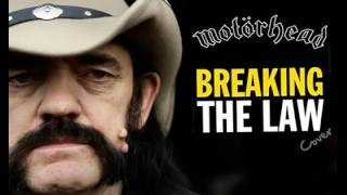 Motörhead - Breaking the Law (Judas Priest) Cover Breaking The Law ...