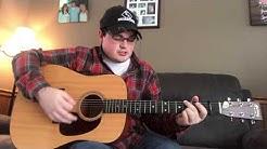"""Got The T-Shirt"" Blake Shelton (Cover by Michael Ryan Mullins)"