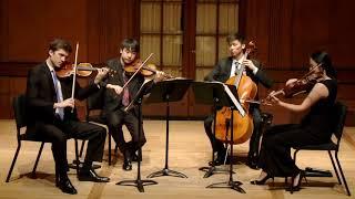 BEETHOVEN Quartet No. 2 in G major, Op. 18, No. 2