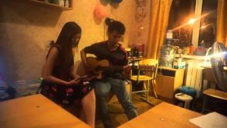 Жуки- Батарейка на гитаре