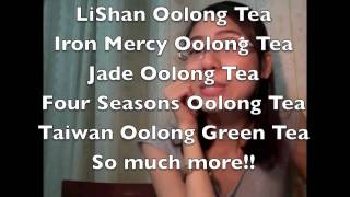 Taiwan Tea | Organic High Mountain Oolong Tea From Taiwan