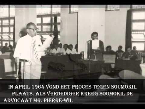 Dr Chris Soumokil di persidangan Mahmilub yang menjatuhinya hukuman mati (gambar dari: https://www.youtube.com/watch?v=TPk4RHhv_LQ)