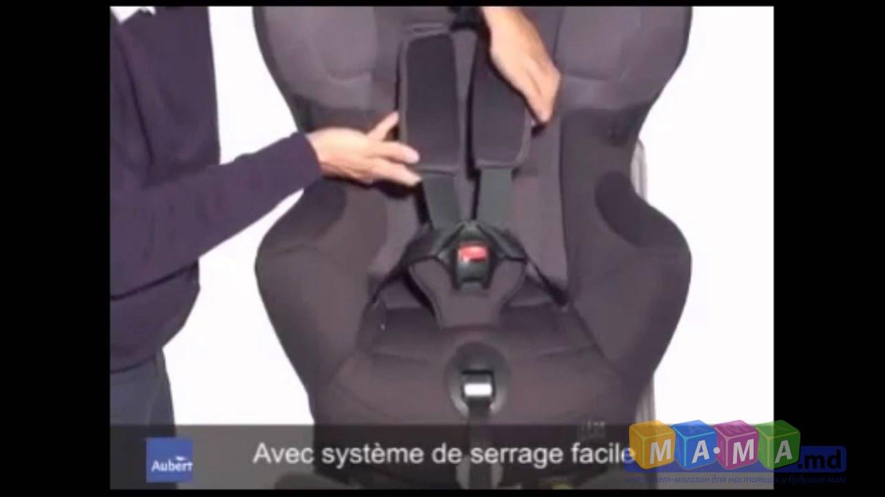 Bebe Confort автокресло Opal - YouTube