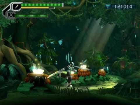 Megaman X8 - Zero skills