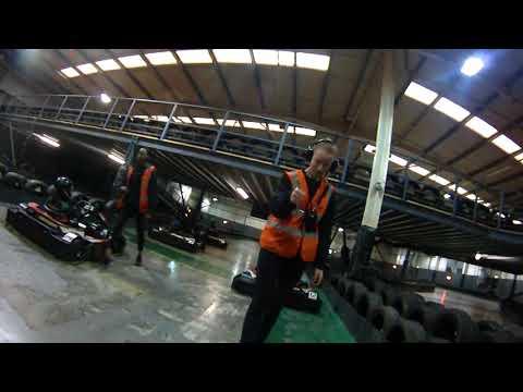 Go Karting at TeamSport Nottingham