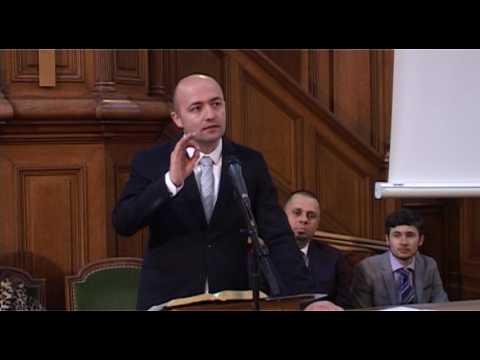 """Manu Ban """"Nu renunta in lupta pentru Hristos"""" 11 februarie 2017"""