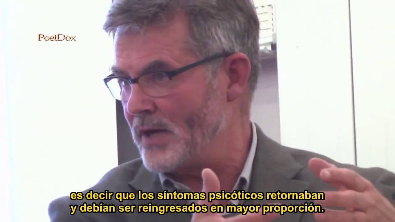 Robert Whitaker Epidemia psiquiátrica global - YouTube