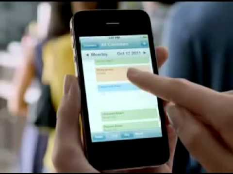 Globe Telecom Commercial iPhone 4S with iCloud