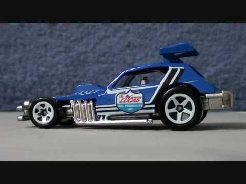Awesome Hot Wheels Car AMC Greased Gremlin