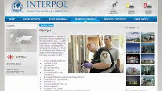 INTERPOL Website  www.interpol.int