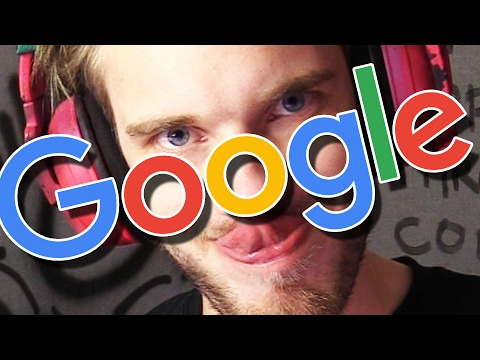 Thumbnail: I GOOGLE MYSELF