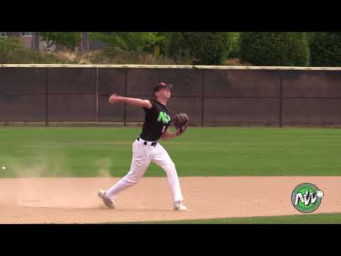 JR Ritchie - PEC - SS - Bainbridge HS (WA) - July 18, 2018