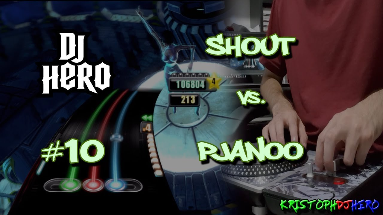 shout vs pjanoo