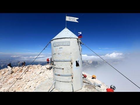 Vrnitev Aljaževega stolpa na Triglav