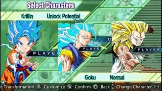 Dragon ball z shin budokai 2 mod download