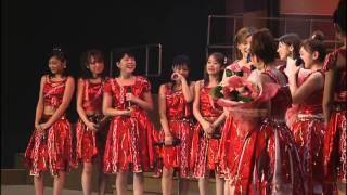 モー娘。辻&加護 卒業シーン Hello! Project2004 summer~夏のドーン~