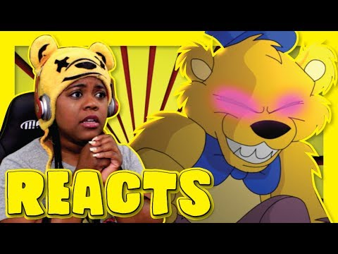 FNAF The Final Battle | Tony Crynight Reaction | AyChristene Reacts