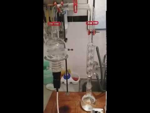My Home-made Water Distiller