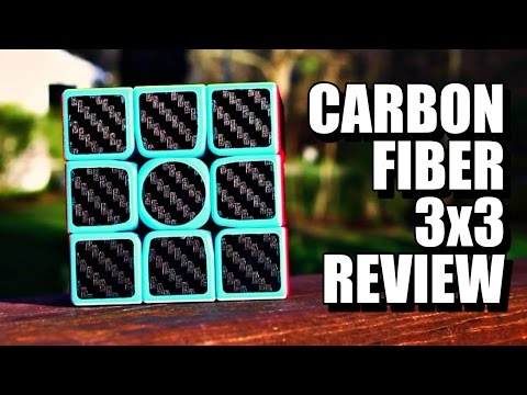 ZCube Carbon Fiber 3x3 Review | SpeedCubeShop